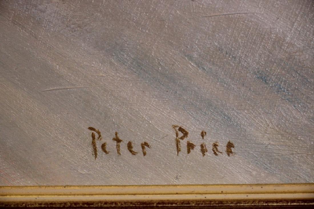 Price, Peter (b. 1935) Boardwalk Scene - 3