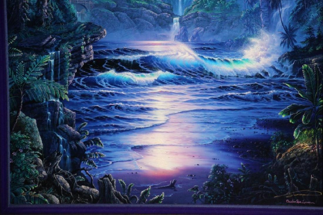 """Lassen, Christian R., """"Secret Place,"""" 92/250 - 2"""