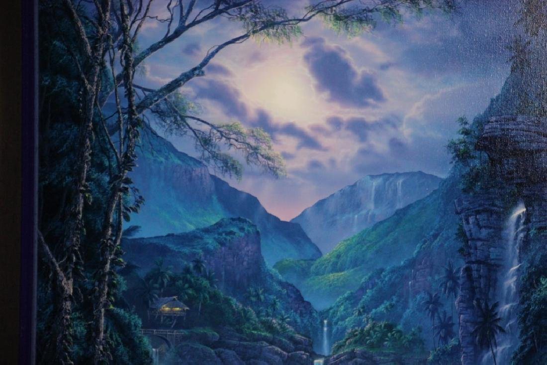 """Lassen, Christian R., """"Secret Place,"""" 92/250 - 3"""