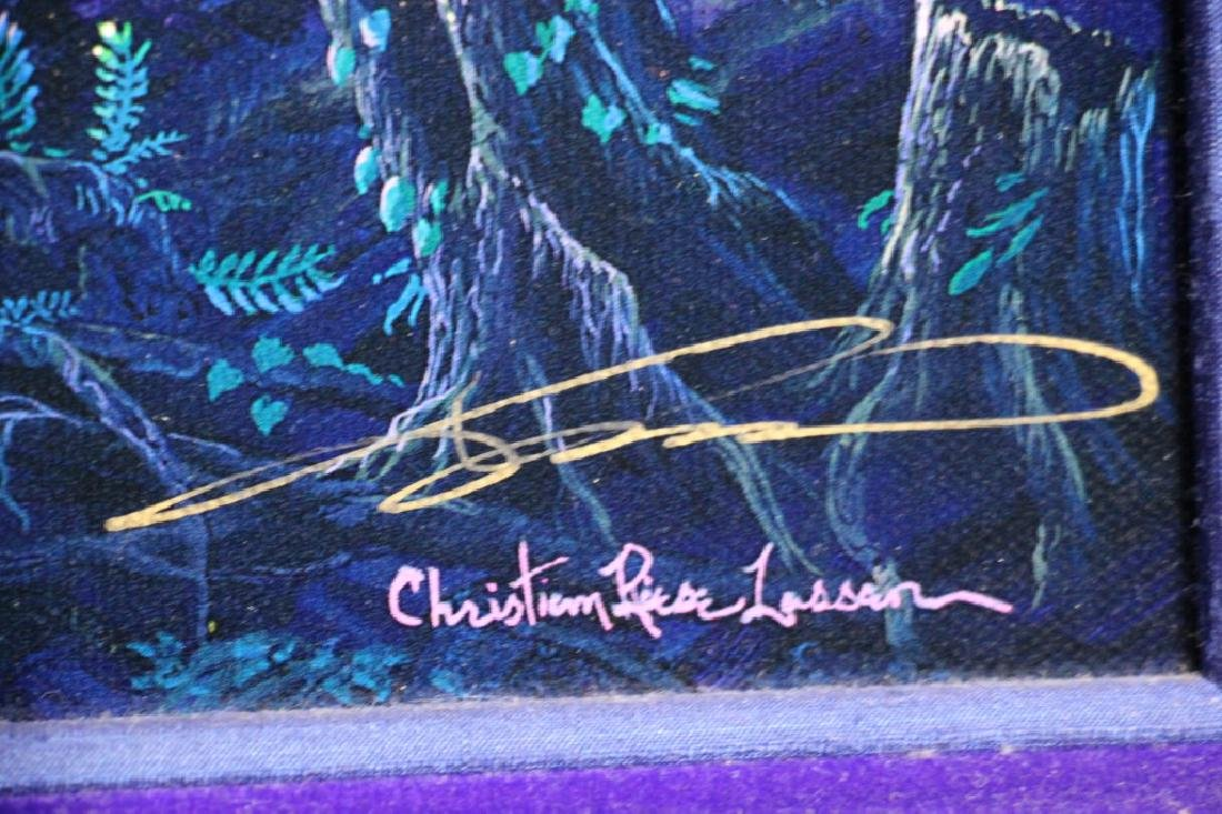 """Lassen, Christian R., """"Secret Place,"""" 92/250 - 5"""