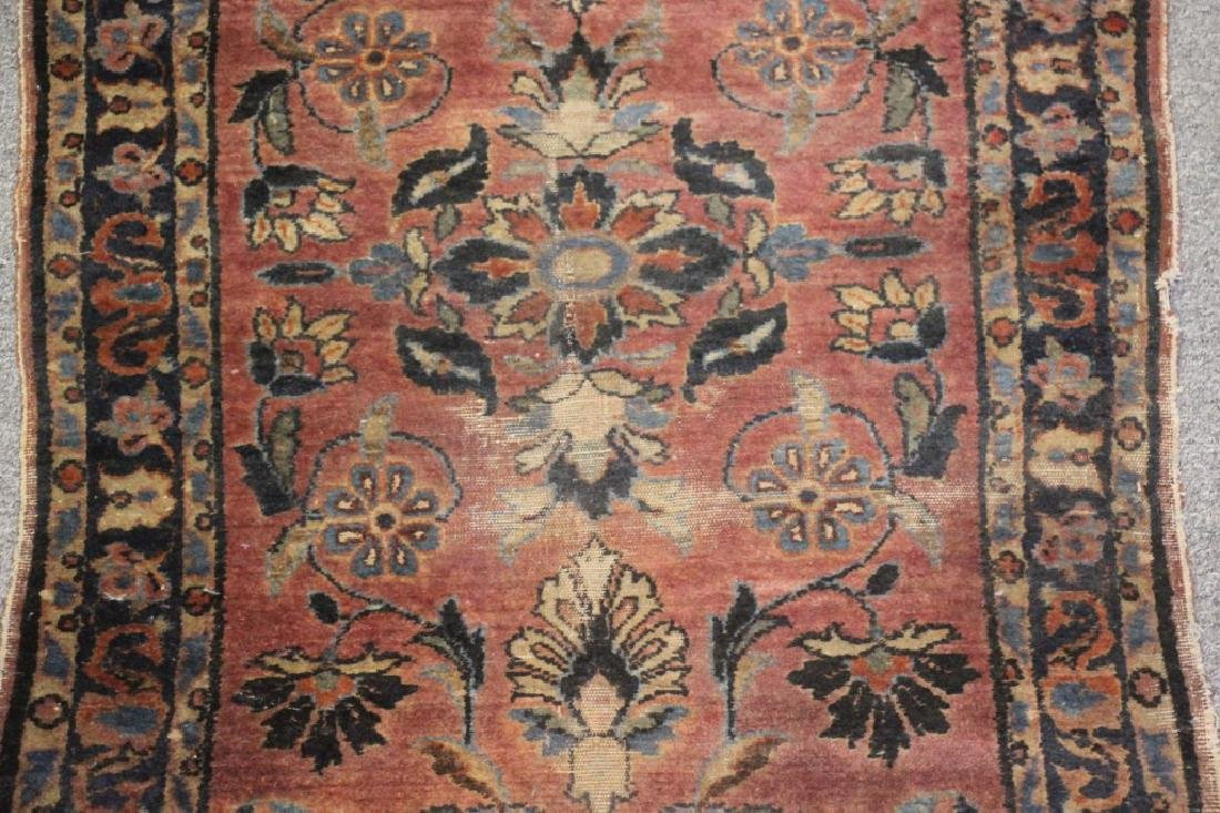 Hand Knotted Middle Eastern Rug - 3
