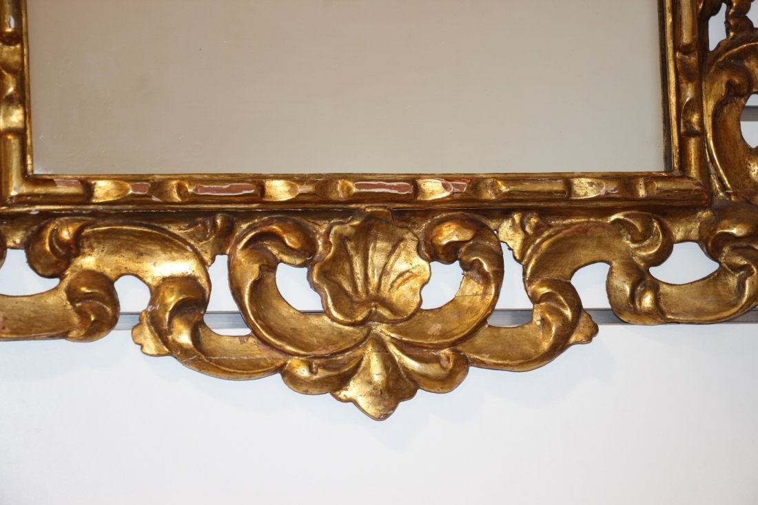 Gold Gilded Mirror - 3
