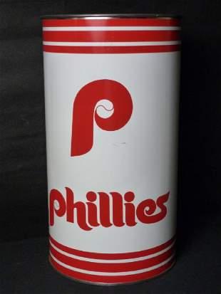 Phillies Waste Basket