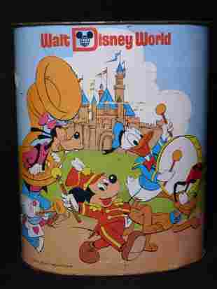 Disney Waste Basket