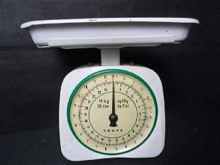 Food Scale 25 lb. Max., Krups