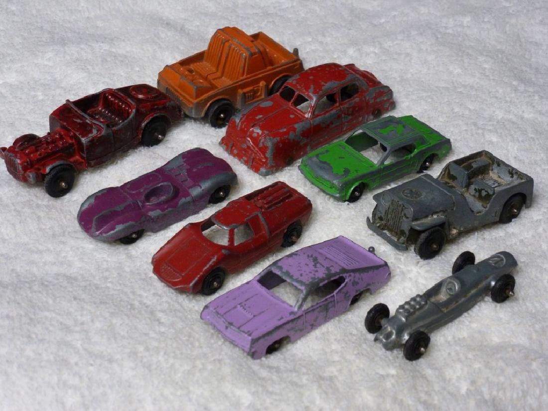 Metal Toy Cars  Assorted (6 Tootsie)