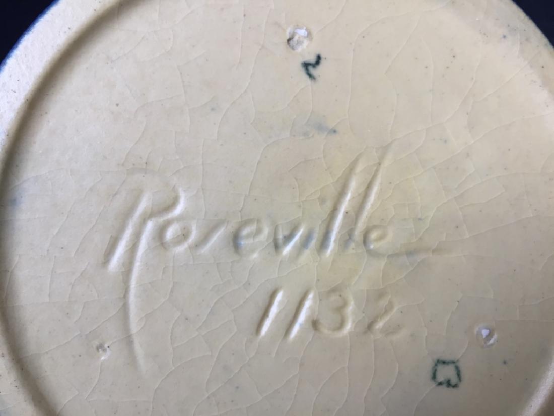 Roseville Candle Holders Dark Blue - 3