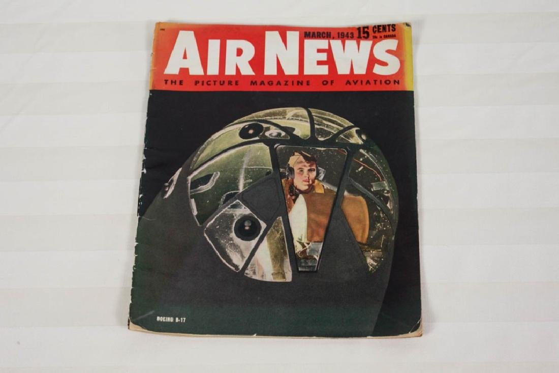 Yank The Army 1945 Weekly & Air News 1943 - 3