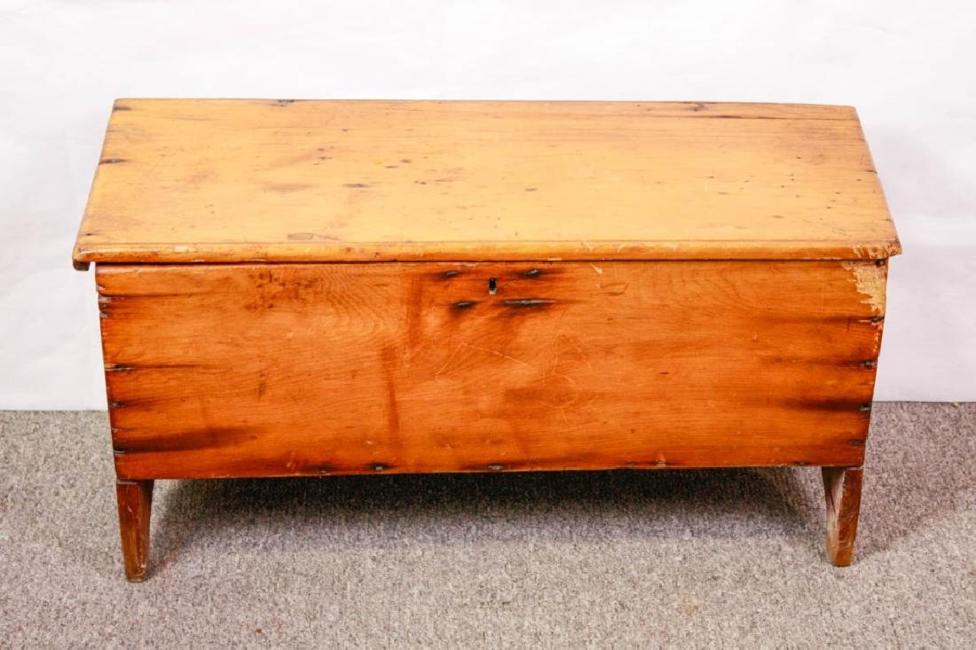 Wood Chest - 2