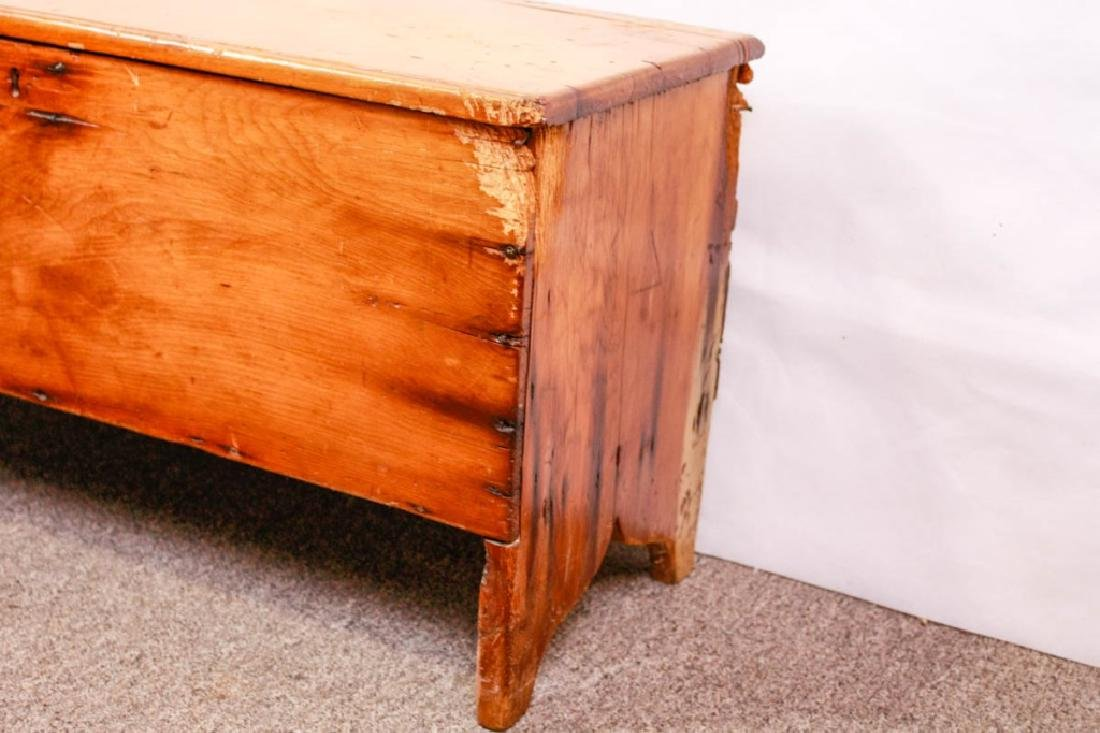 Wood Chest - 4