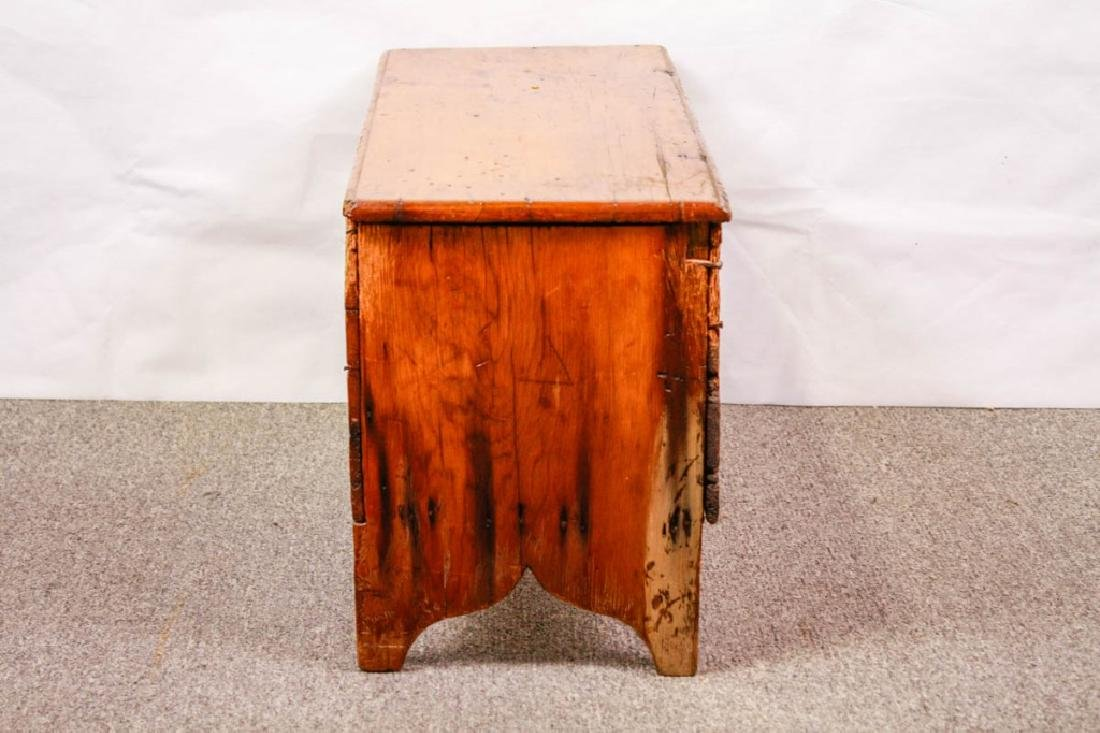 Wood Chest - 5