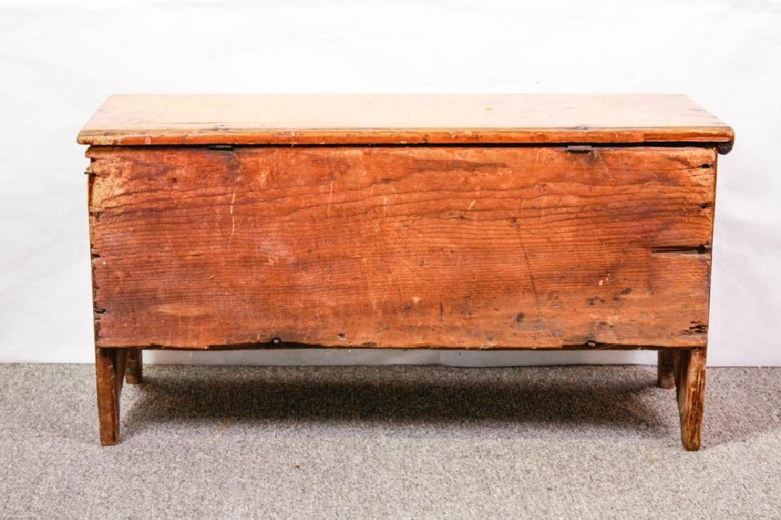 Wood Chest - 6