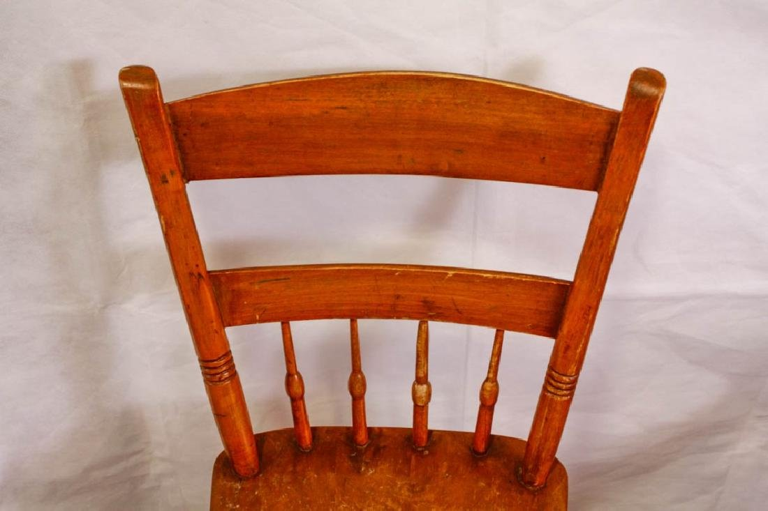 Colonial Handmade Side Chairs (5) - 5