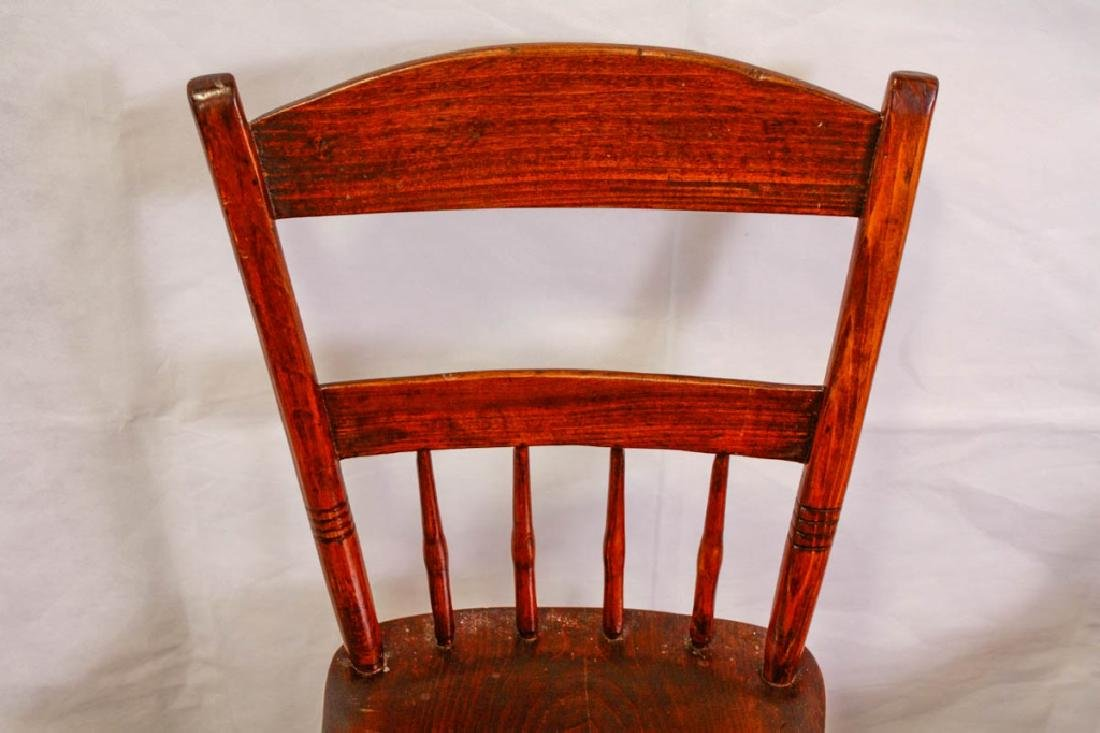 Colonial Handmade Side Chairs (5) - 6