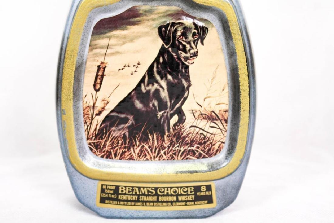 Labrador, Wild Turkey & Old Cabin Decanters - 3