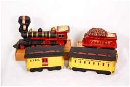 McCoy for McCormick Ltd Ed Train Decanters (4)