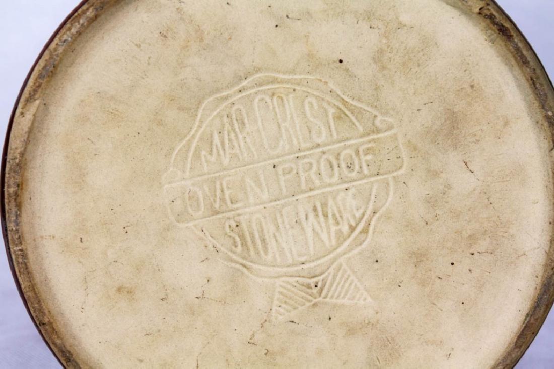 Marcrest Stoneware 5 Pc Set - 3