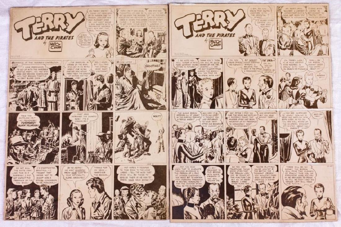 Terry and the Pirates by Milton Caniff (2)