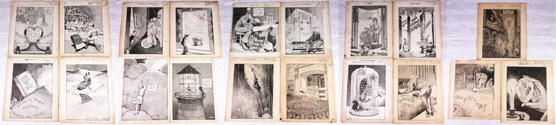 Editorial Page Drawings by O.P. Williams (19)