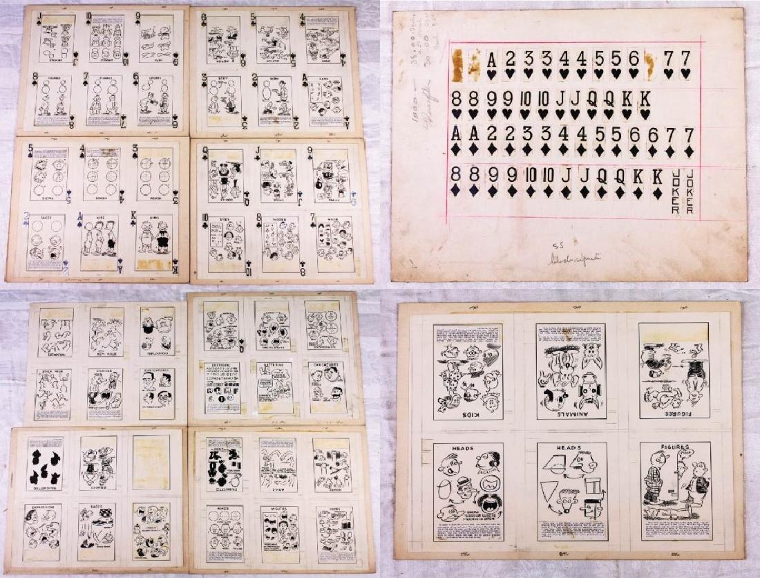 New Way Cardtooner Originals by Milt Hammer (10)