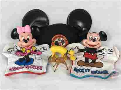Disney Puppets Hat Toys