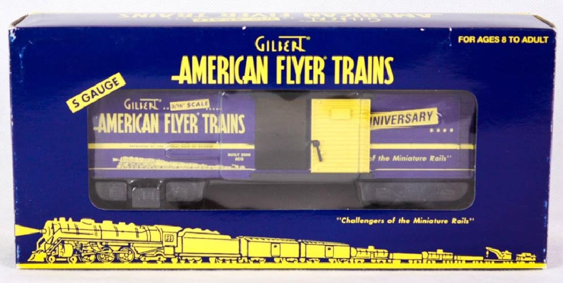 Gilbert Am. Flyer 60th Anniversary Boxcar 48364