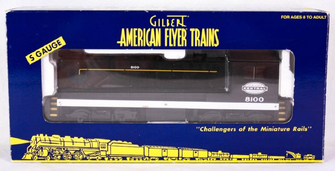 Gilbert American NY Central Baldwin Switcher 48043