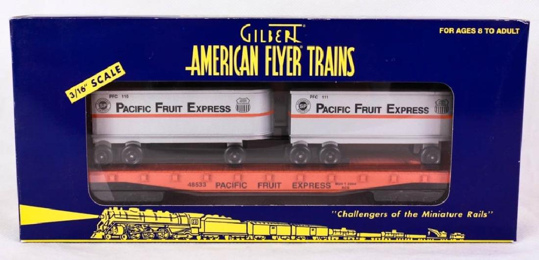 Gilbert A/F Pacific Fruit Express Flatcar 48533