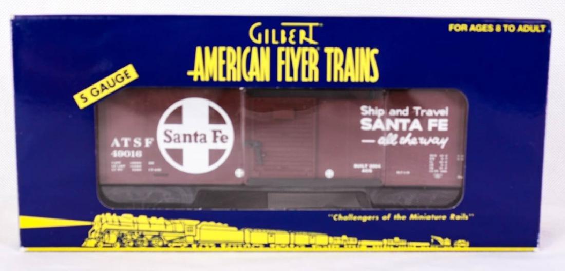 Gilbert A/F Santa Fe Walking Brakeman Car 49016