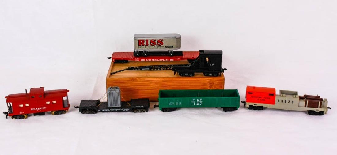 HO Scale Gilbert Trains Set of 6