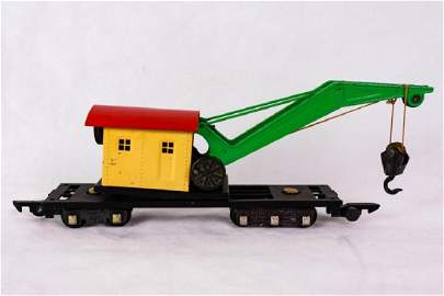 A/F 514 Wrecker Crane Exceptional Unusual Variation