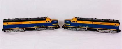 Gilbert Santa Fe 486 & 484 Engines