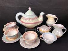 MacKenzie Childs Tea Set