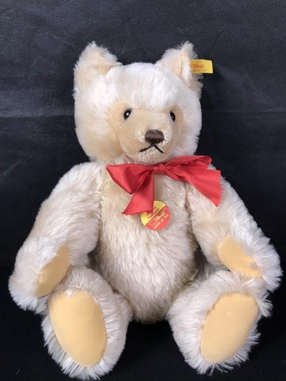 """Steiff Jointed Teddy Bear, Germany 16"""""""