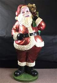 Santa, 5 Ft. Tall