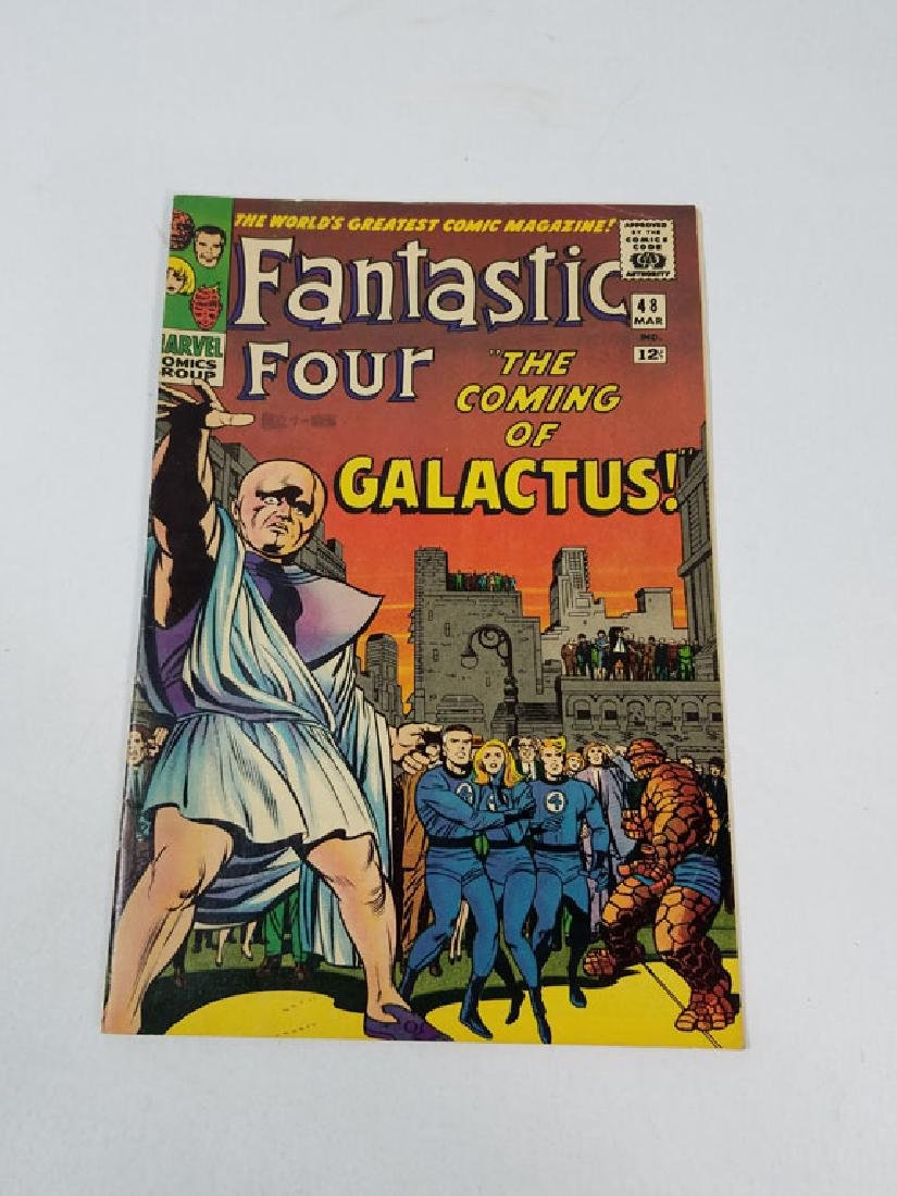 MARVEL Fantastic Four #48