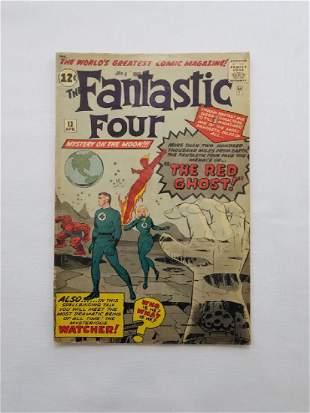 MARVEL Fantastic Four # 13 Comic Book