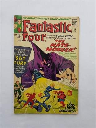 MARVEL Fantastic F