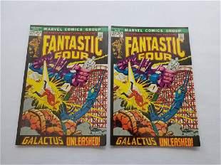 MARVEL Fantastic Four 2 issues # 122 Comic Books