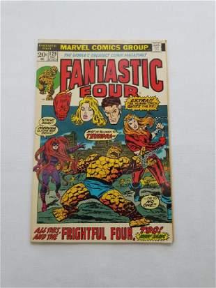 MARVEL Fantastic Four # 129 Comic Book