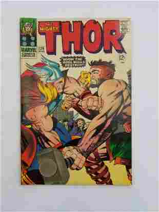 MARVEL The Mighty THOR #126 Comic Book