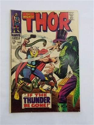 MARVEL The Mighty THOR #146 Comic Book