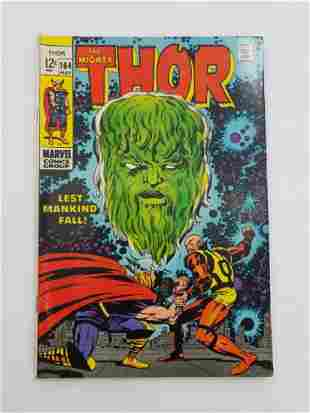 MARVEL The Mighty THOR #164 Comic Book