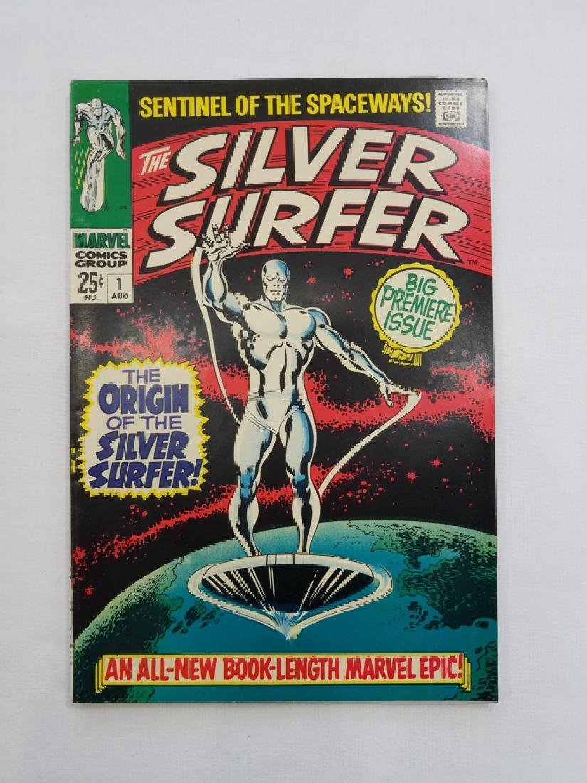 MARVEL The Silver Surfer #1 Comic Book