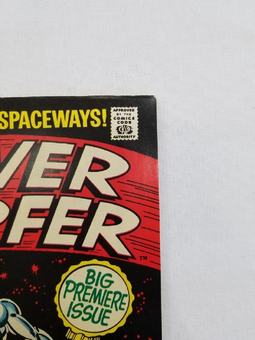 MARVEL The Silver Surfer #1 Comic Book - 3