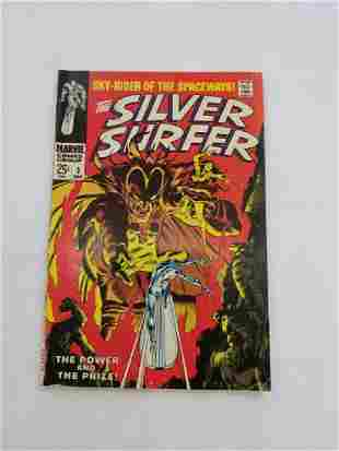 MARVEL The Silver Surfer #3 Comic Book