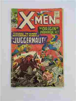MARVEL X-MEN #12 Comic Book