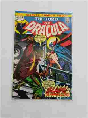 MARVEL The Tomb of DRACULA #10 Comic Book