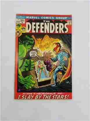 MARVEL The DEFENDERS #1 Comic Book