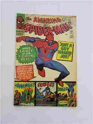 MARVEL The Amazing SPIDERMAN 38 Comic Book